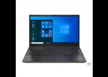 "Lenovo ThinkPad E15 (Gen 2) Black, 15.6 "", IPS, Full HD, 1920 x 1080, Matt, Intel Core i5, i5-1135G7, 8 GB, DDR4, SSD 256 GB, Intel Iris Xe, Windows 10 Pro, 802.11ax, Bluetooth version 5.2, Keyboard language Nordic, Keyboard backlit, Warranty 12 month(s)"